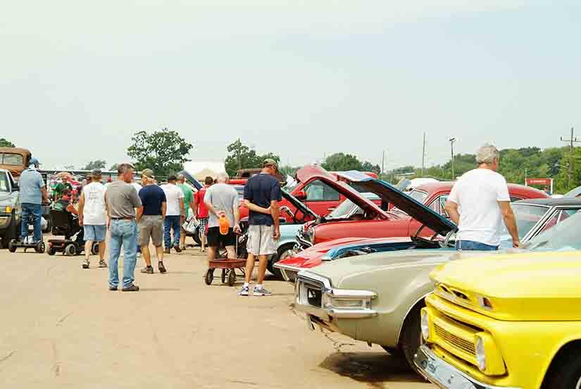 ozarks auto club swap meet