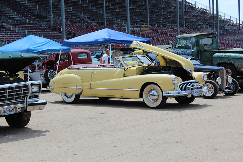 ozark antique auto club swap meet 2011