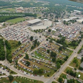 Swap Meet Aerial Photo – 1