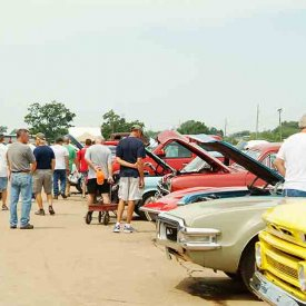 Swap Meet Car Corral Photo – 1