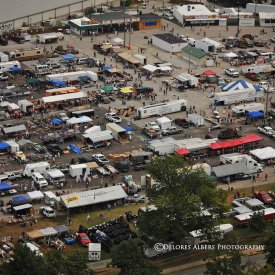 Swap Meet Aerial Photo – 3