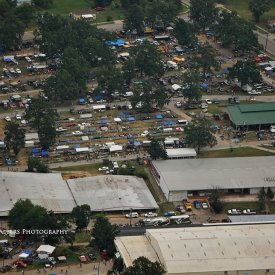 Swap Meet Aerial Photo – 2